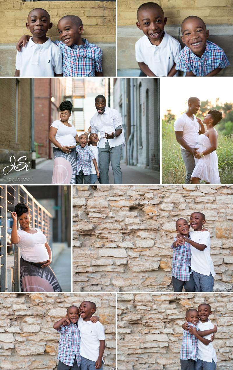 KC City Market Family Maternity Photo session photo