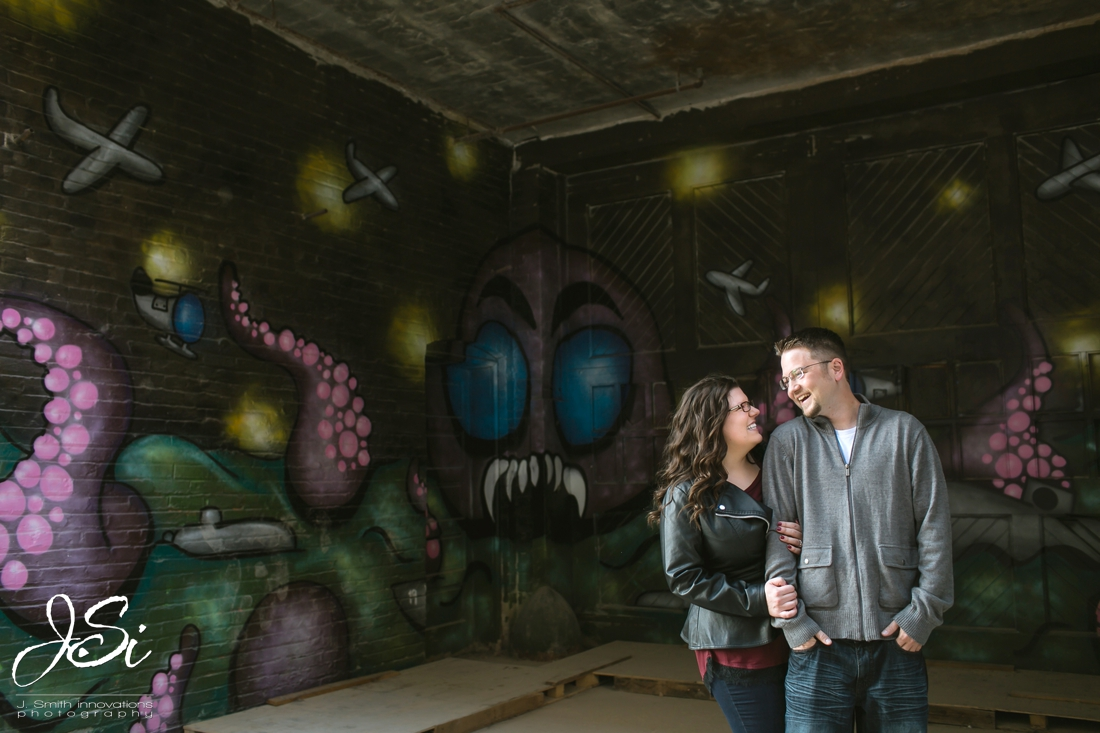KC graffiti e-session photography blog