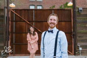 Justin + Kelsey :: Happy and Playful Engagement Session