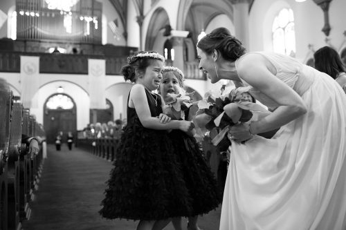 real story moment crying flower girls photo gallery