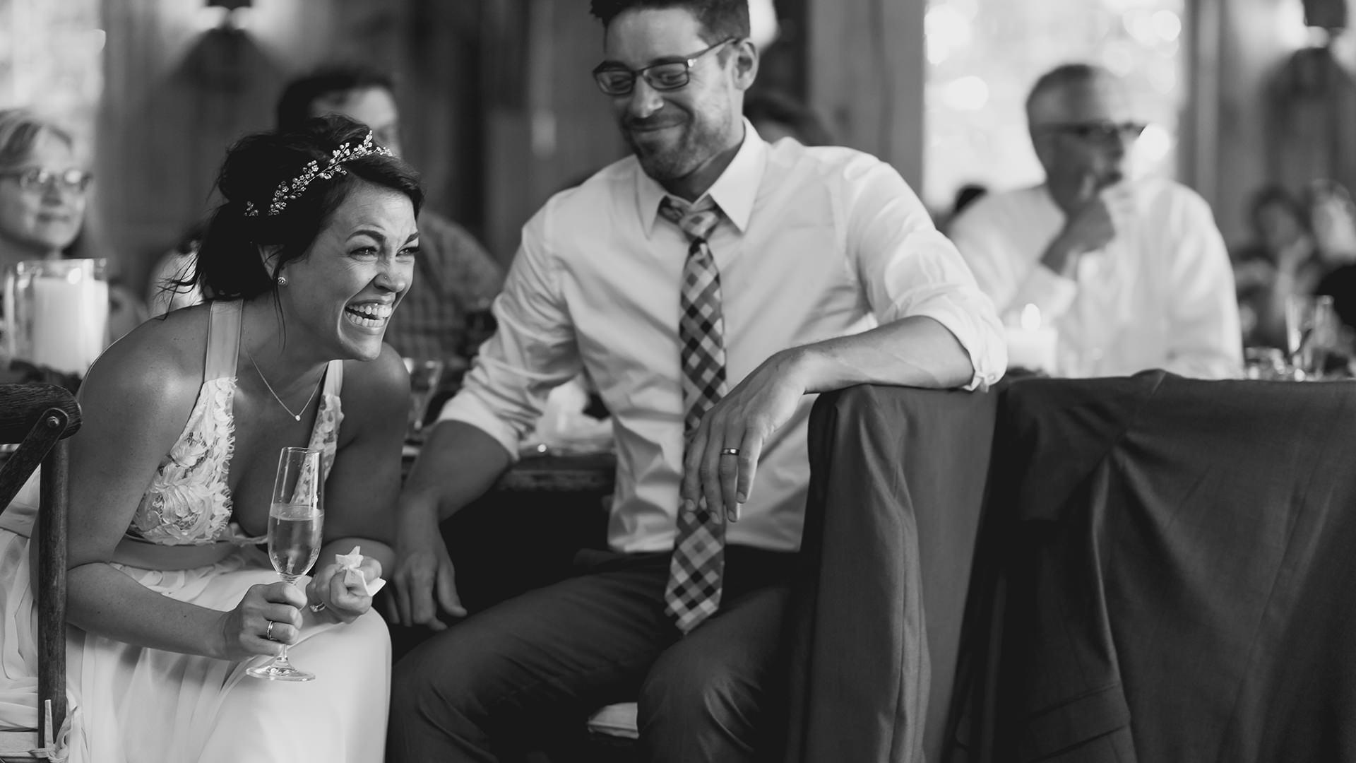 Kansas City husband wife team documentary wedding photographer