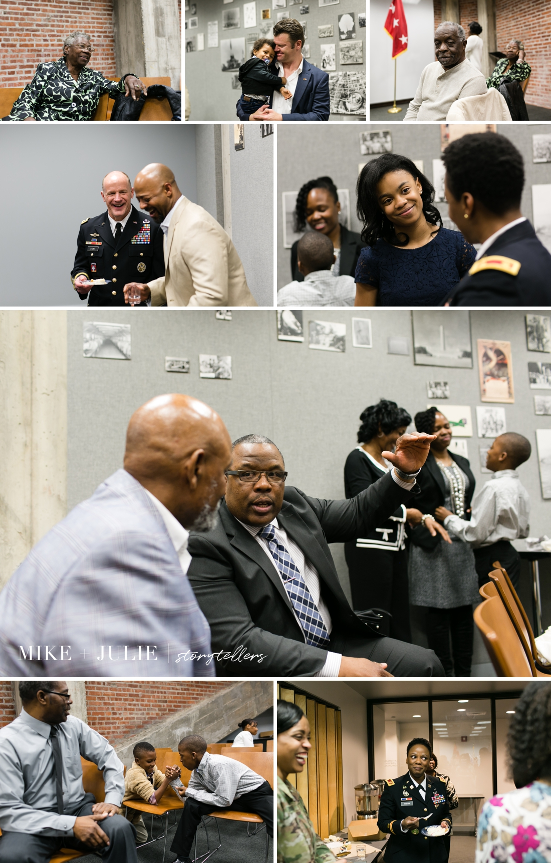 Kansas City Liberty Memorial heartfelt United States Army promotion ceremony documentary story picture
