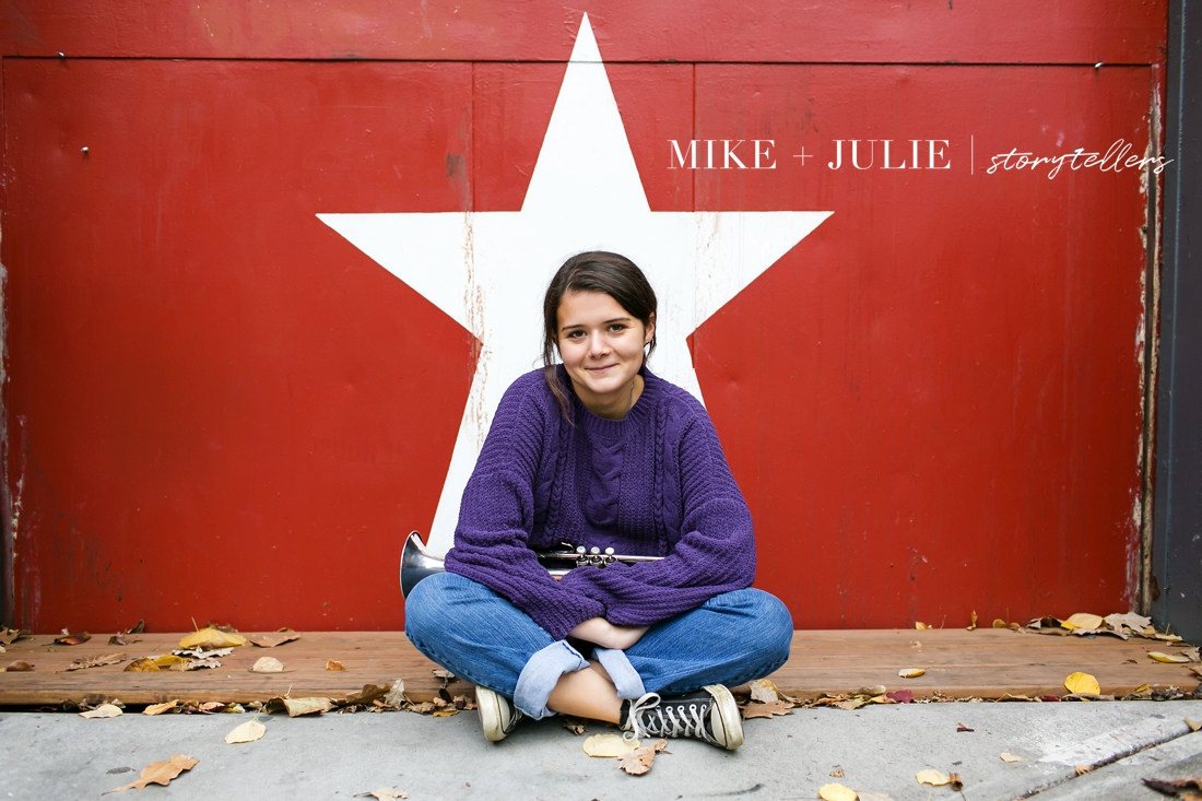 Kansas City senior photographer
