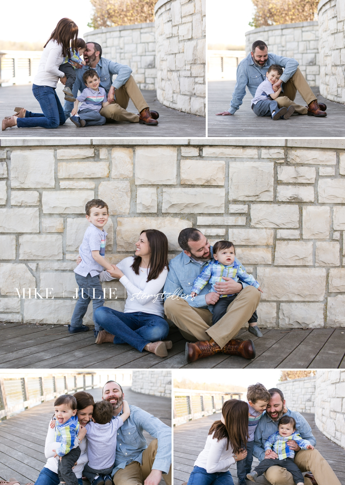 family photos filled with love and life