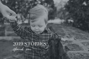 We Love Being Your Storytellers | 2019