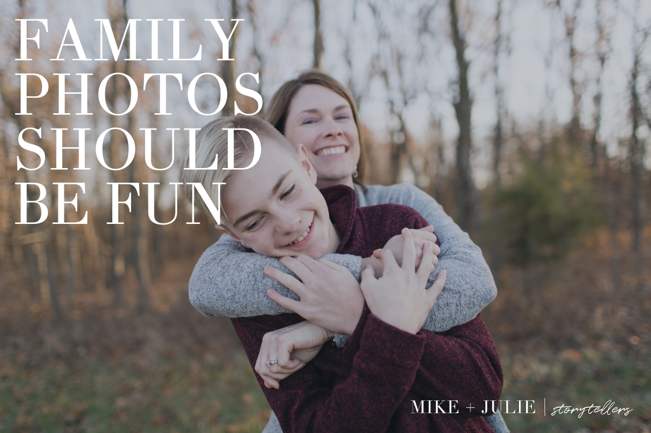 Kansas City family photographer fun relaxed enjoyable sessions photo