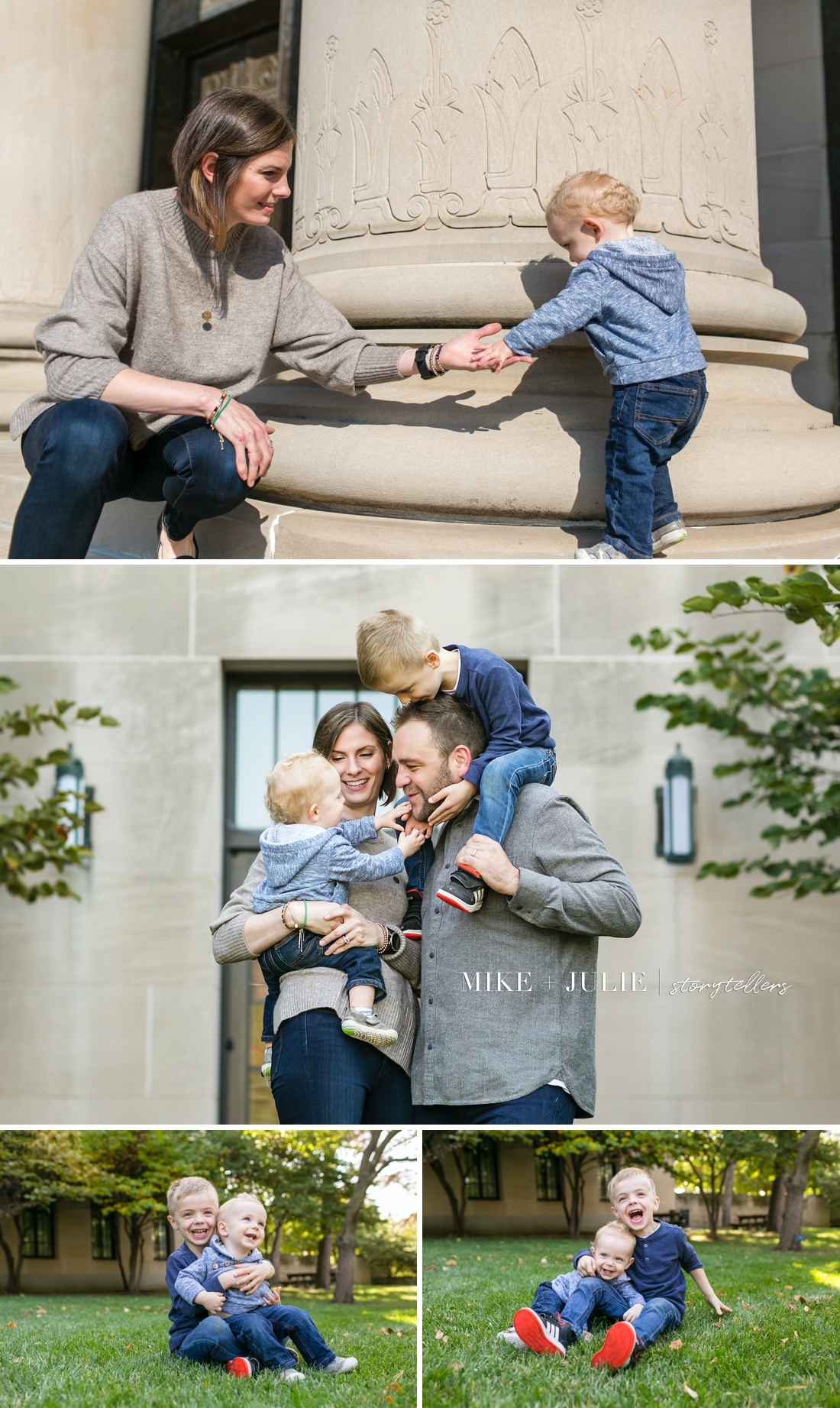 four things to know about your spring family photo session in Johnson County Kansas