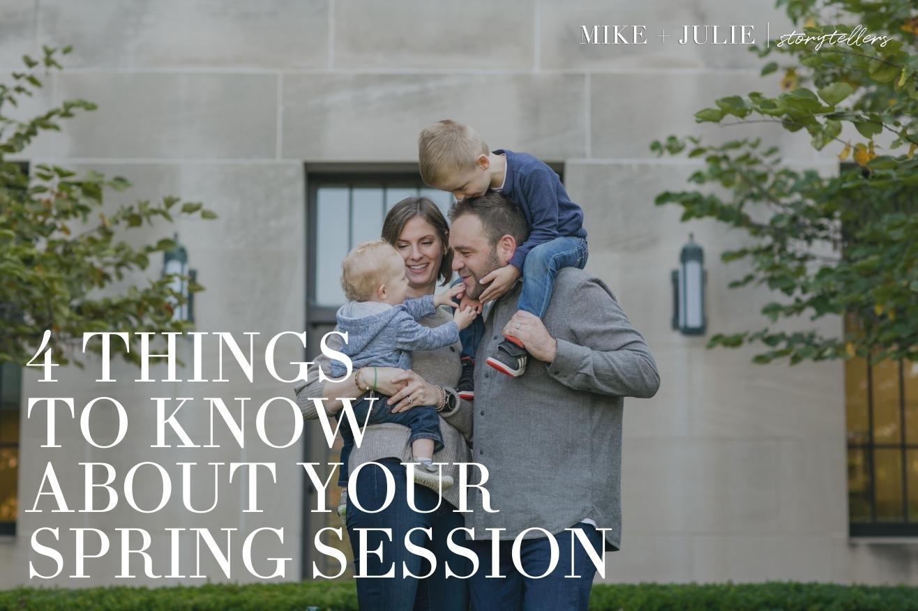 helpful family photo tips from Kansas City family photographers