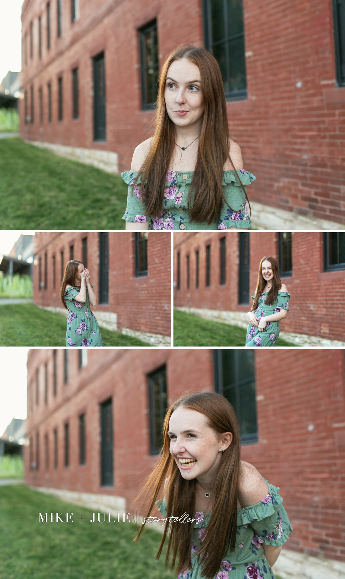 real senior pictures better than perfect Johnson County senior photographers