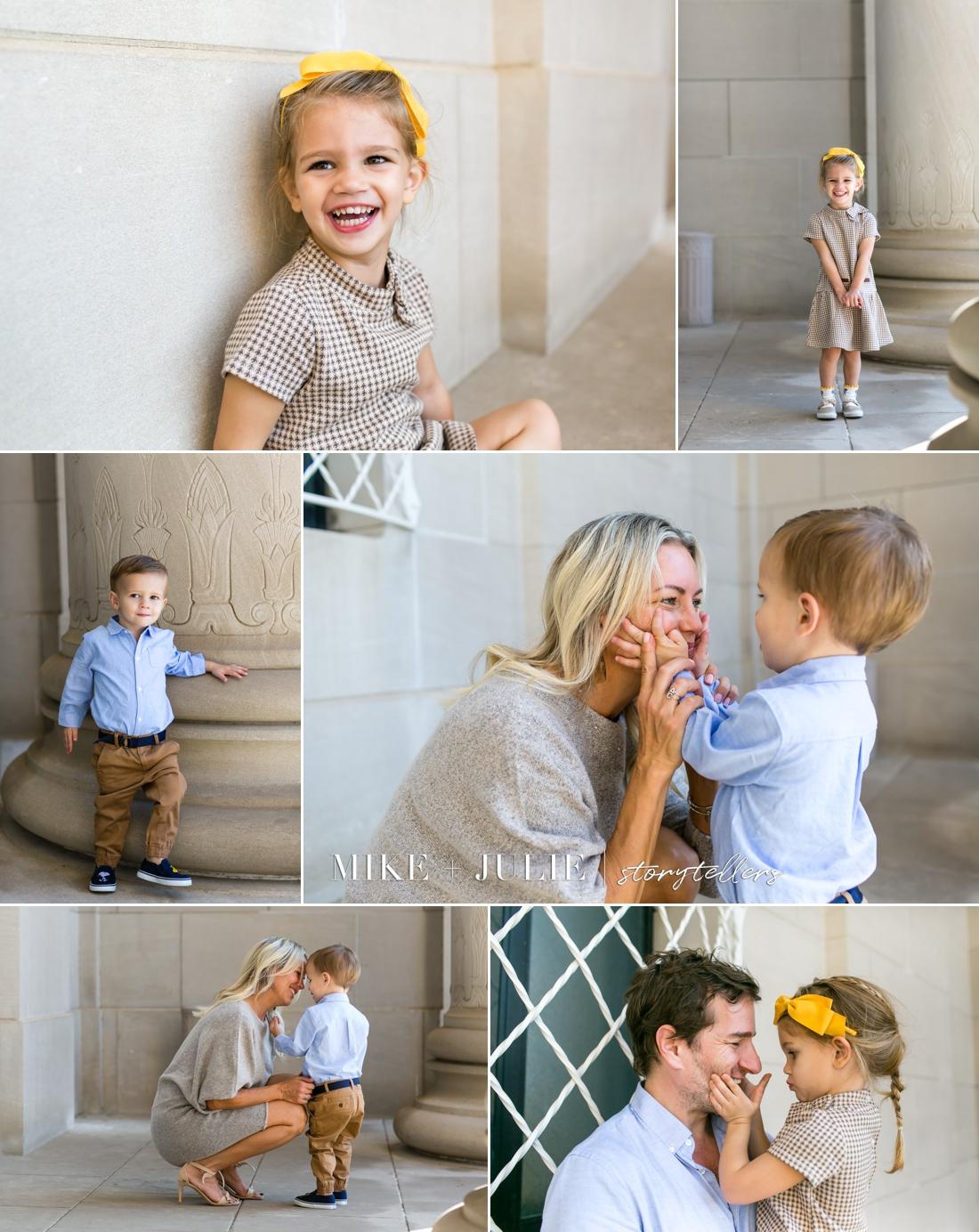 stressless family photos Johnson County family photographer