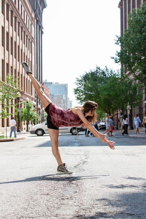 urban dance photos in Kansas City