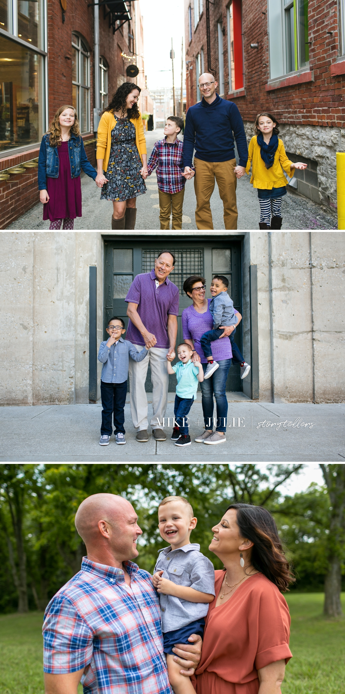 what to wear outfit tips for family photo sessions in kansas city