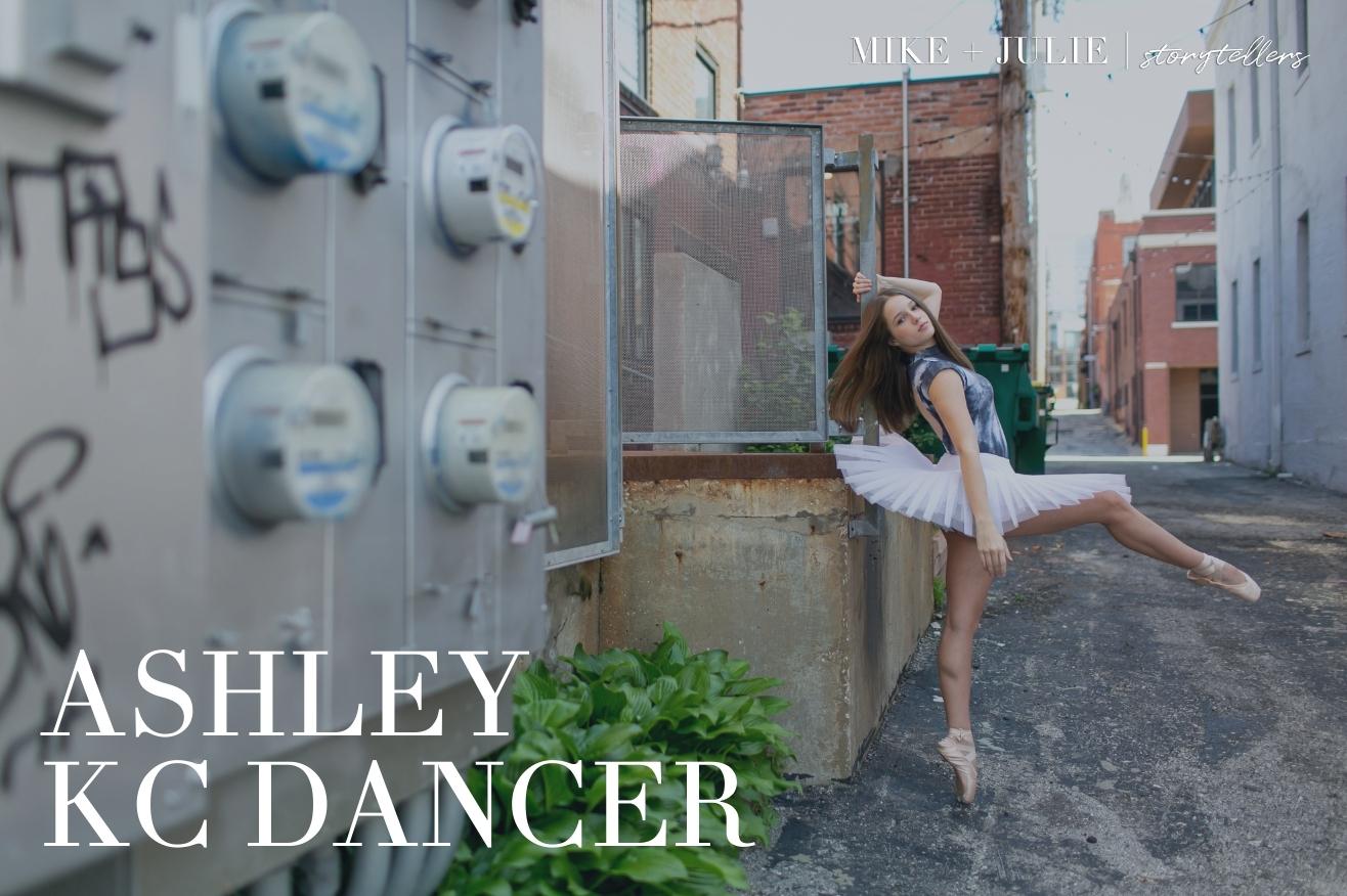 Kansas City dance photographers