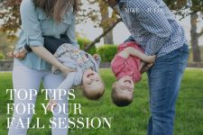 Our Top Tips for Your Fall Session