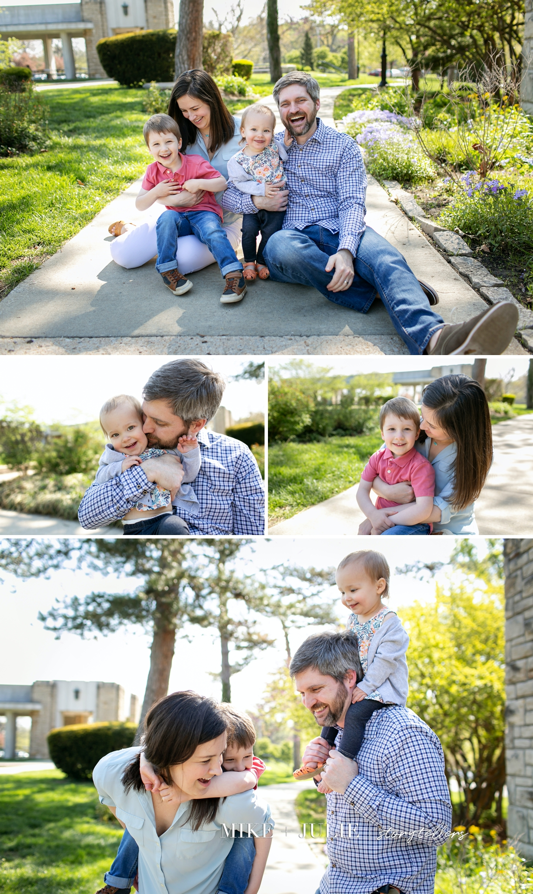 five tips for fall family photos in Kansas City