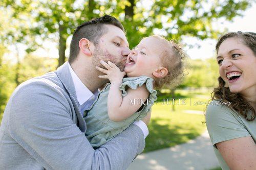 Shawnee Kansas family photographers fun sessions